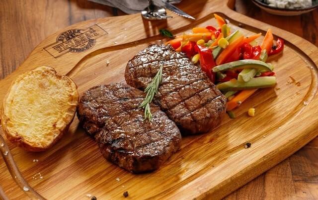 アメリカンステーキ肉の特徴とは?