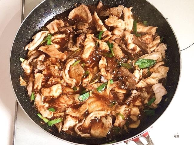 『国産豚ミックスホルモン1kg』を調理