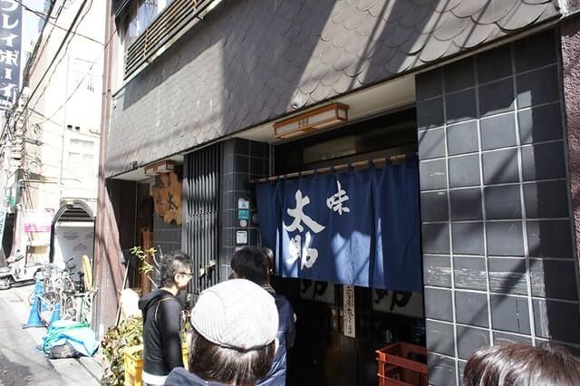 1-1.仙台牛タン(焼き)発祥のお店