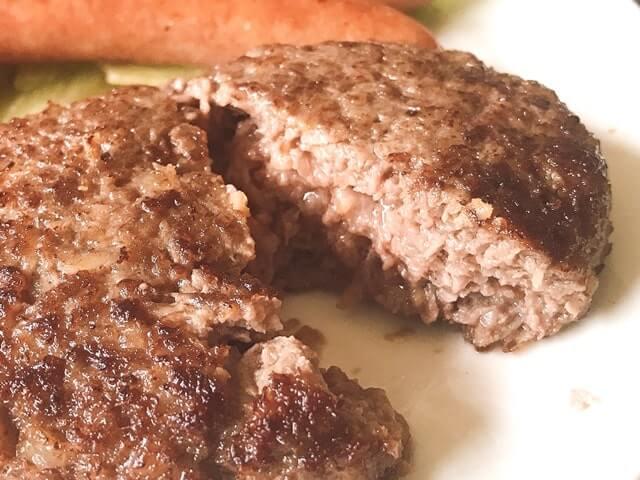 千成亭の『かのこステーキ』