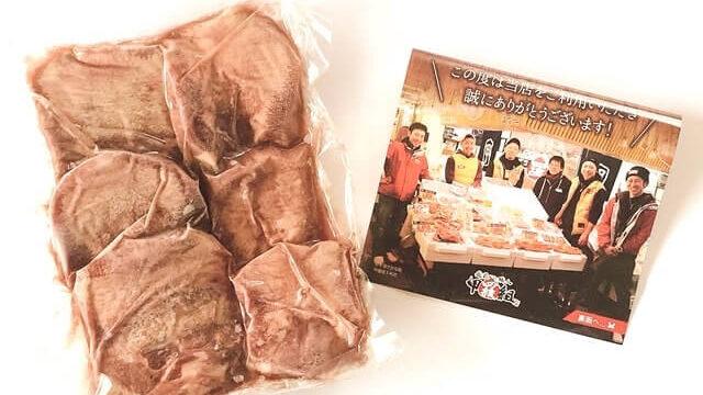【実食レポ】歯ごたえバツグン!甲羅組の『プレミアム牛たんステーキ500g』が肉厚でウマい