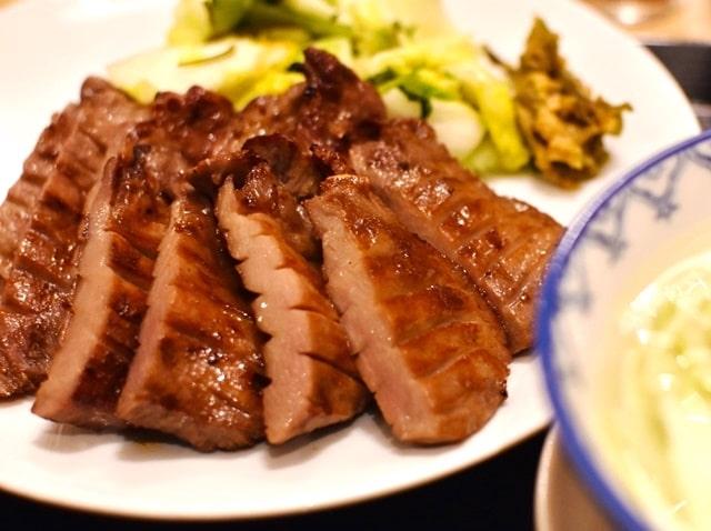 仙台牛タンの特徴